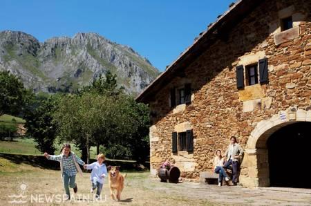 агротуризм и отдых в Испании, Страна Басков