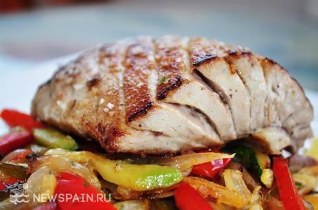 рецепты испанской кухни