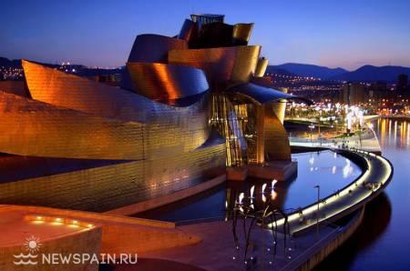 Музей Гуггенхайма Бильбао