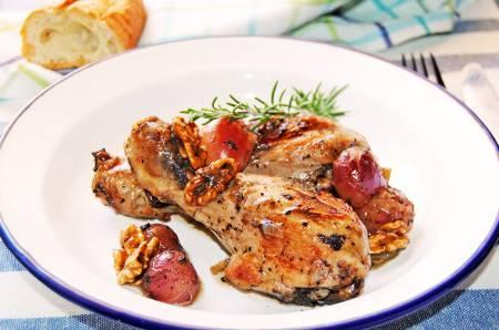 Отдых в Испании, рецепты Испанской кухни, блюда из курицы