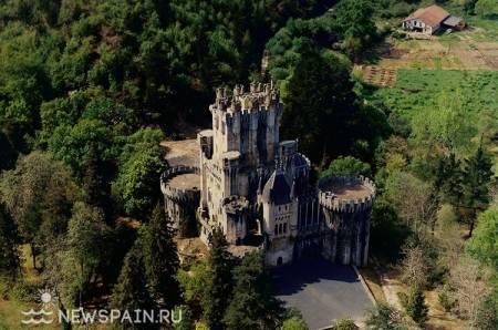 Замок Бутрон Гатика
