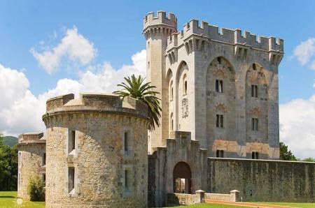 Замки Испании, Замок Артеага, Страна Басков, Бильбао