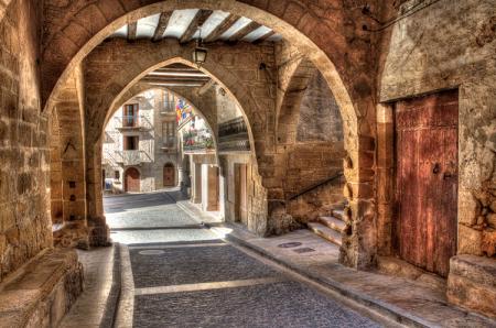 Самые красивые деревни Испании