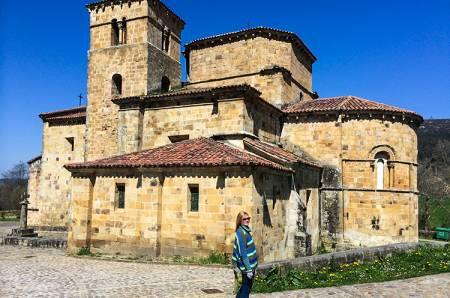 Гид в Кантабрии, Сантандере, романские соборы Испании