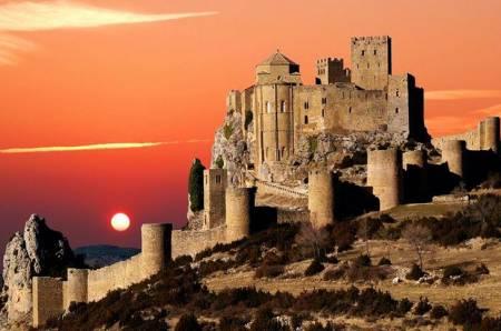 Замки Испании, Туры в Испанию