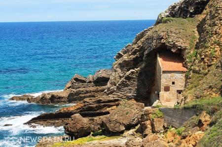 Лучший отдых в Испании, пляжи Испании, Кантабрия