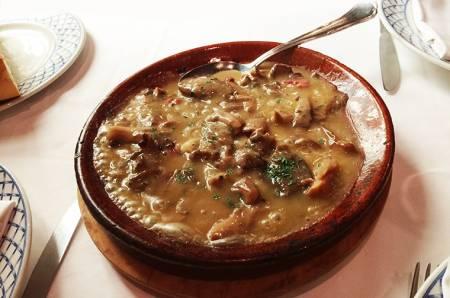 Кухня Испании, рецепты испанской кухни, отдых в Испании, Страна Басков и Кантабрия, Гастрономические туры в Испании