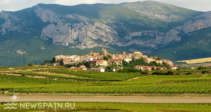 Отдых в Испании, винный туризм, Страна Басков, вина Риохи