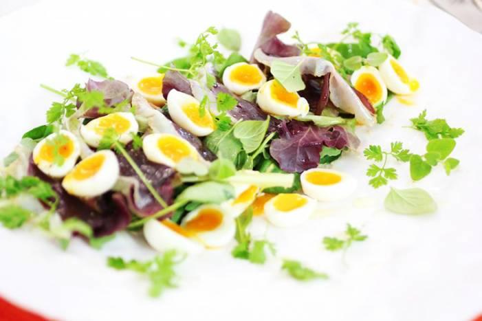 рецепт салат из гусиной вяленой грудки