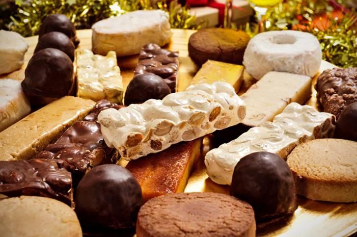 Рождественские сладости Испании